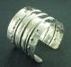 Fine Silver Cuff