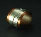 Copper and Fine Silver Cuff