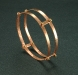double-band-bangle