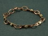 Riveted Links Bracelet