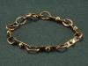 Riveted Links Bracelet